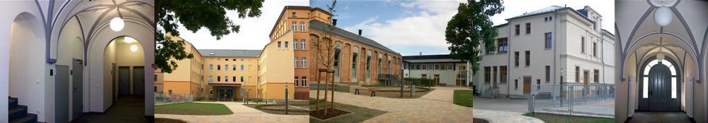 Grundschule Lessing in Greiz in Ostthüringen