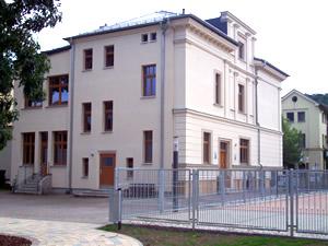Erzieherin im Schulhort der Grundschule Lessing in Greiz