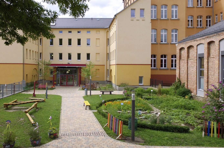 Grundschule Lessing Greiz